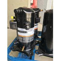 Wholesale Up To -45 Degree Refrigeration Copeland Scroll Compressor ZF06KQE - TFD - 551 Color Black from china suppliers