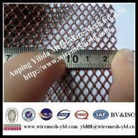 Wholesale Powder coated aluminum mesh for  Roof  filter system from china suppliers