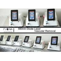 Wholesale Deep Cleaning Spider Vein Laser Machine , Laser Vein Removal Machine White Color from china suppliers