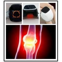 Wholesale 4 in 1 cold laser light therapy far infrared therapy electric knee massager for joint pain from china suppliers