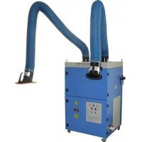 Movable welding dust cleaner