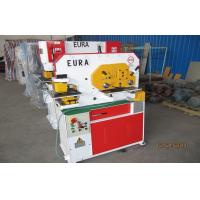 Wholesale Multifunctional Hydraulic ironworker machine conbined punch and shear machine from china suppliers