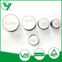 Wholesale Lower Voltage MOV Metallic Oxide Varistor ,  Zno Resistor Disc Surge Protection 31mm D31 from china suppliers