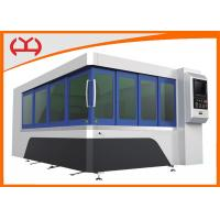 Wholesale Cnc Stainless Steel Fiber Laser Cutter Cutting Area 3000 * 15000 Water Cooling from china suppliers