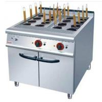 Wholesale Stainless Steel 304 / 201 Electric Restaurant Pasta Cooker 18 KW With Cabinet from china suppliers