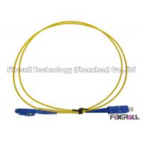 Wholesale Mini LX.5 to SC Fiber Optic Jumper With Push Pull Connector for Cable Television from china suppliers