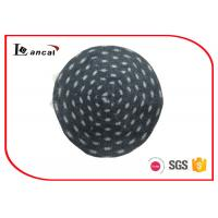 Wholesale Six Darts Grey And Cream Girls Cable Knit Beret Spot And Bowknot from china suppliers
