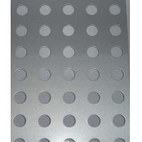 Wholesale SS 304 Perforated Customized Hole punch sheet metal Perforated metal sheet from china suppliers