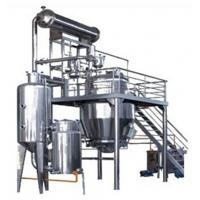 Wholesale Concentration Herb Extraction Equipment For Chemical , High Efficiency from china suppliers