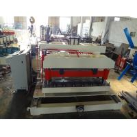 Wholesale 30-185-740 Step Tile Roll Forming Machine Step Tile Hydraulic Decoiler from china suppliers
