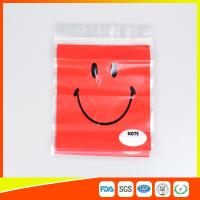 Wholesale OEM Custom Printed Ziplock Bags Plastic Grip Seal Poly Bag With Heat Seal from china suppliers
