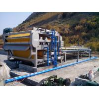 Wholesale 10m³/h Automated Liquid Filter Press For Municipal Solid Waste from china suppliers