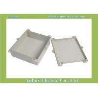 Wholesale 255x230x100mm waterproof boxes for industrial enclosures with mounting flange from china suppliers