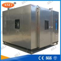Wholesale Big Size Temperature Humidity Stability Walk in Environmental Chamber ASLI Brand from china suppliers