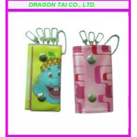Wholesale Customized pvc key wallet, key wallet, key bag from china suppliers
