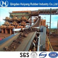 Buy cheap Rubber Conveyor Belt Used in Belt Conveyor Line low abrasion and high tensile strength ISO9001 and CO/FORMA/FORME from wholesalers