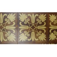 Quality Teak and Maple parquet flooring (Engineered ) for sale