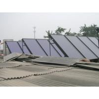 Wholesale Vacuum Glass Tube Solar Water Heater Flat Plate Collector Heating System For Hospital from china suppliers
