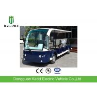 Buy cheap Left Hand Drive 5kw DC Motor Low Noise Electric Sightseeing Car With 11 Sofa Seats For Resort from wholesalers