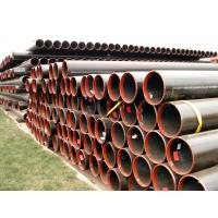 Wholesale Varnish/PE coating / Paint A53 / API5L Gr.B ERW steel pipes from china suppliers