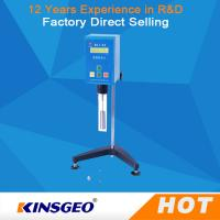 Wholesale One Year Warranty High Accuracy Rubber Testing Machine , Viscosity Measurement Equipment with 5.5kg from china suppliers