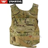 Wholesale High Ballistic Military Bulletproof Vest , Airsoft Tactical Vest OEM Offered from china suppliers