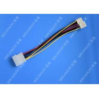 Wholesale Hard Drive HDD SSD Cable Harness Assembly , Molex to Dual SATA Power Splitter Cable from china suppliers