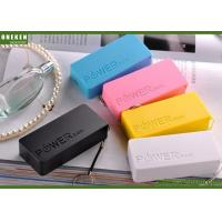 Wholesale Perfume - L Portable Cell Phone Battery , 4400mAh / 5200mAh Power Bank Lithium Polymer from china suppliers