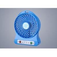 Wholesale 4.5w 4 inch USB Mini Fan 3 Gears type energy saving On / Off swith from china suppliers