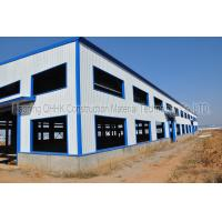 Wholesale Prefab Steel Workshop Steel Buildings Q235 C Channel Or Z Channel from china suppliers