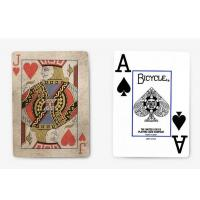 Buy cheap Plastic Bicycle Texas Poker Invisible Playing Cards For Cheating Device from wholesalers