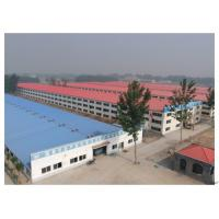 Self - Tapping Screw Poultry Farm Structure Colored Steel Sheet