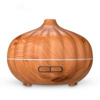 Buy cheap 550ml Aroma Essential Oil Diffuser,New Wood Grain Ultrasonic Cool Mist from wholesalers