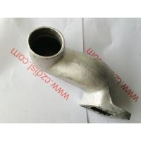 Wholesale Diesel Spare Parts Silencer Bend Exhaust Pipe Silicone Material For Cf1125 from china suppliers