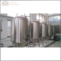 Wholesale 200L craft beer brewery equipment for brewpub with all necessary systems from china suppliers