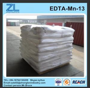 Wholesale 13% China manganese disodium edta trihydrate from china suppliers