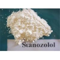 Wholesale CAS 10418-03-8 Oral Anabolic Steroids Stanozolol Winstrol Bodybuilding from china suppliers