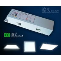 Wholesale Aluminum alloy 595 x 595mm 40W square Emergency LED Panel Light IP44 100lm / w from china suppliers
