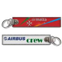 Wholesale Air Malta Airbus Crew Baggage keychain from china suppliers
