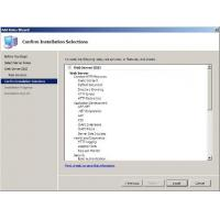 10 Steps to Installing the Web Server Role in Windows Server 2008 - 6