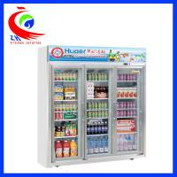 Wholesale Upright Beverage Showcase Refrigeration Equipment Refrigerator Display Cooler from china suppliers