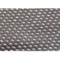 """Wholesale 54"""" Width Perforated Faux Leather Fabric , Perforated Vinyl Fabric For Making Phone Case from china suppliers"""
