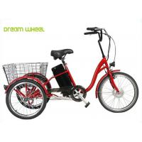 Wholesale 36V 350W Electric Mobility Scooter ,Tricycle Cargo Electric Bike Pedal Assist from china suppliers