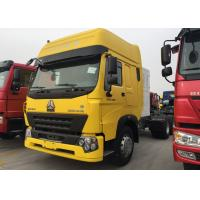 Wholesale 10 Wheels SINOTRUK HOWO Tractor Truck 6X4 371 HP ZZ4257S3241V Tractors And Trucks from china suppliers