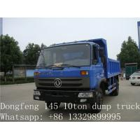 Wholesale dongfeng 145 10ton dump truck for sale from china suppliers