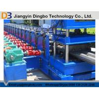 Wholesale Highway Guardrail Roll Forming Machine Equipment 20m / Min Speed from china suppliers