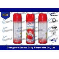 Wholesale Multi - color Auto Air Freshener Spray with strawberry , rose Fragrance from china suppliers