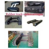 Wholesale Rubber track or Steel track undercarriage from 2 ton to 20 ton from china suppliers