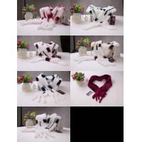 Wholesale Rabbit Fur Scarves Fur Scarf Fur Shawl With Flowers Fur 7 Colors 7 Piece/Lot from china suppliers
