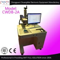 Wholesale 10w 20w 30w Portable Laser Pcb Labeling Machine No Restriction from china suppliers